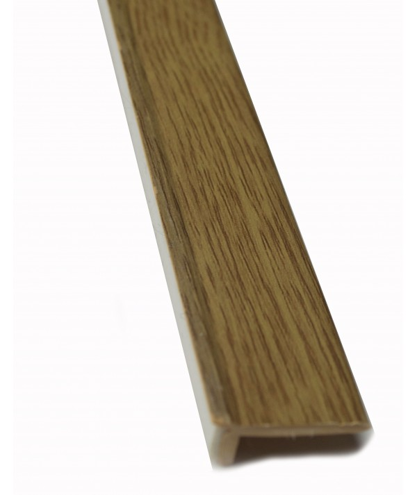 Medium Oak (B) Floor Edge Adhesive Trim 10 x 2Mtr Lengths Bridge Gap Between Floor and Skirting